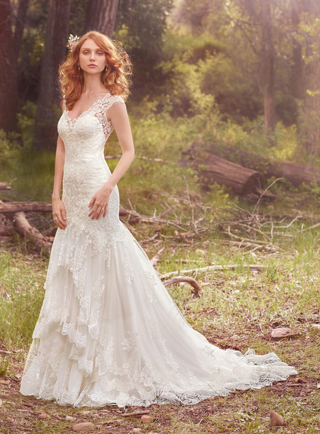 Zalia gown from the 2017 Maggie Sottero collection, as seen on dressfinder.ca