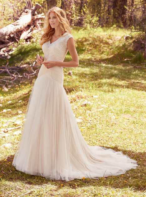 Heather Marie gown from the 2017 Maggie Sottero collection, as seen on dressfinder.ca