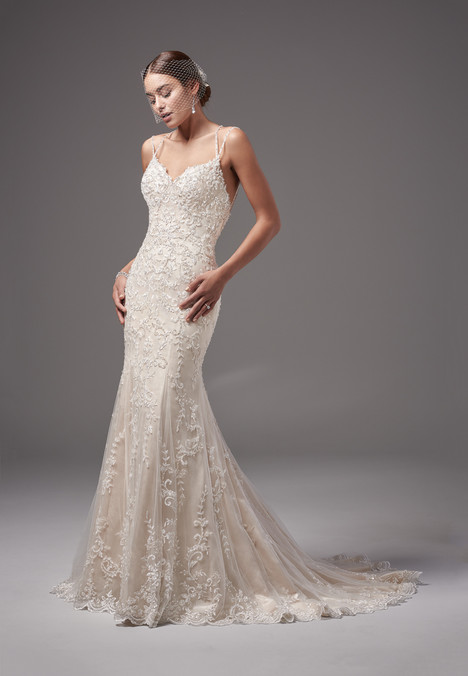 Oakley gown from the 2017 Sottero and Midgley collection, as seen on dressfinder.ca