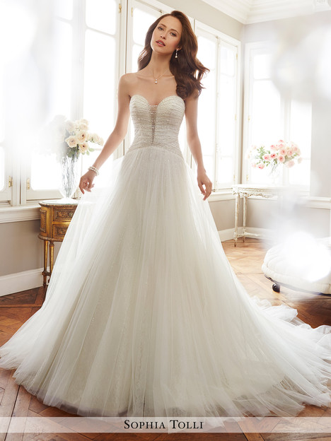 Colette (Y11703) gown from the 2017 Sophia Tolli collection, as seen on dressfinder.ca