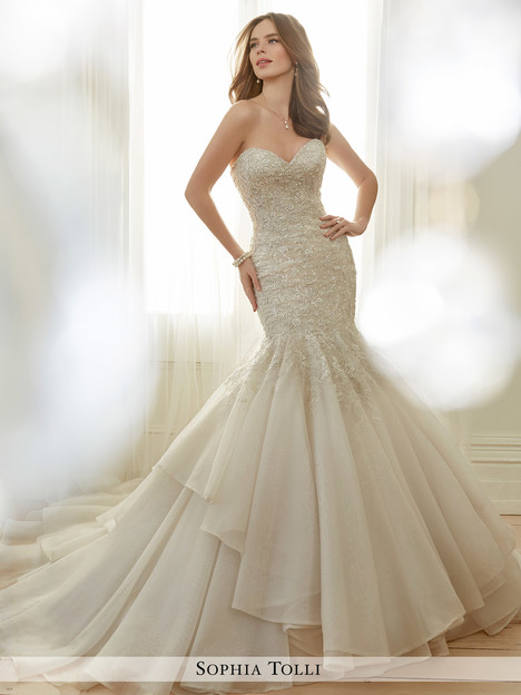 Arielle (Y11729) gown from the 2017 Sophia Tolli collection, as seen on dressfinder.ca
