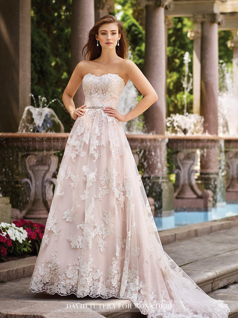 Tala (117276) gown from the 2017 Martin Thornburg for Mon Cheri collection, as seen on dressfinder.ca