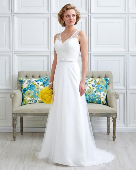 7050 gown from the 2017 Romantic Bridals collection, as seen on dressfinder.ca