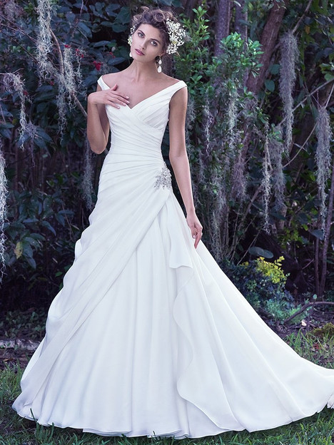 Harper gown from the 2016 Maggie Sottero collection, as seen on dressfinder.ca