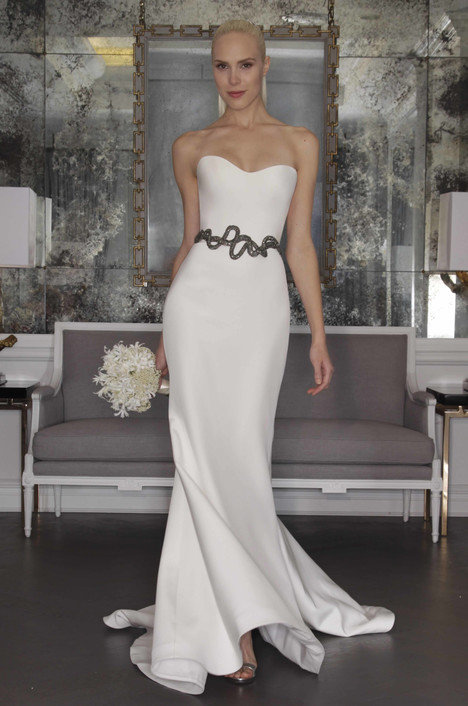 RK6463 gown from the 2016 Romona Keveza Collection collection, as seen on dressfinder.ca