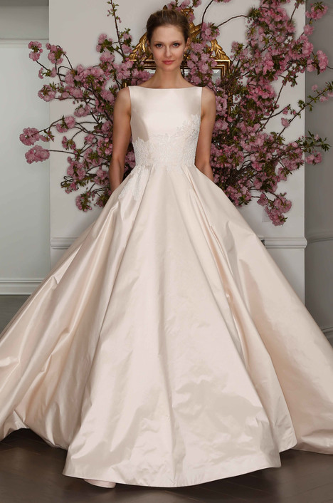 c1f3f6f80396 L7129 gown from the 2017 Legends Romona Keveza collection, as seen on  dressfinder.ca