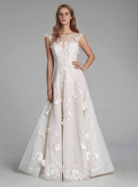9713 gown from the 2017 Alvina Valenta collection, as seen on dressfinder.ca