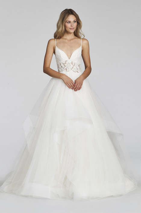 Dallas (1705) gown from the 2017 Blush by Hayley Paige collection, as seen on dressfinder.ca