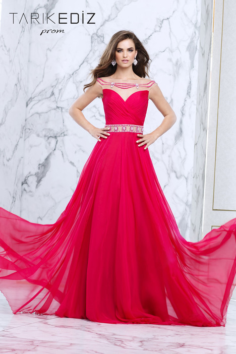 50091 gown from the 2017 Tarik Ediz: Prom collection, as seen on dressfinder.ca