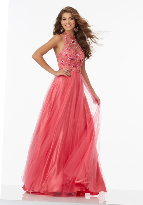 99093 Guava Prom Dress By Mori Lee Prom Dressfinder