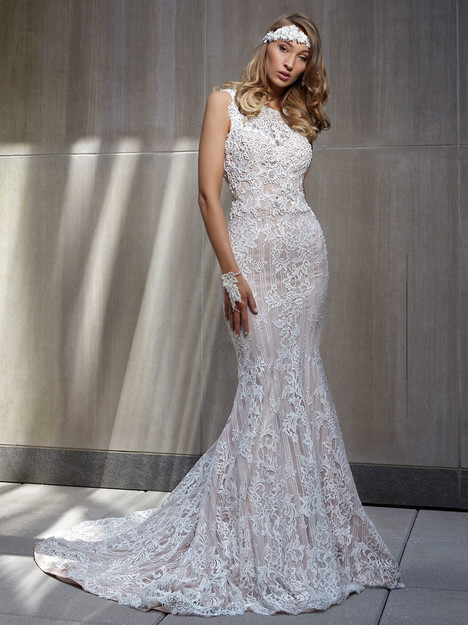 Daisy gown from the 2017 Victor Harper : Float collection, as seen on dressfinder.ca
