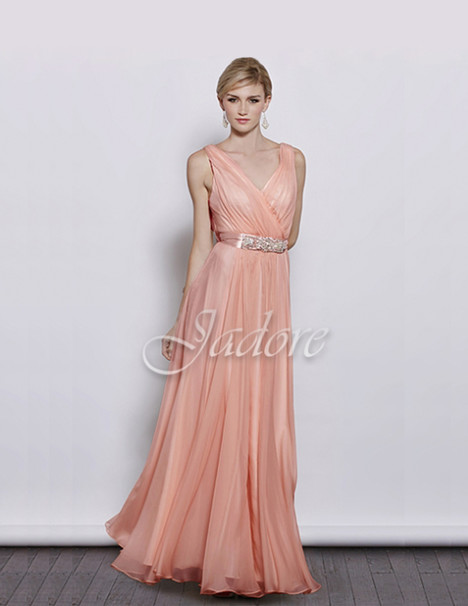 J3040 (floss) gown from the 2017 Jadore Evening collection, as seen on dressfinder.ca