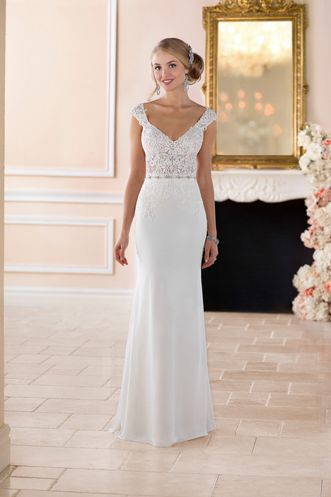 6366 gown from the 2017 Stella York collection, as seen on dressfinder.ca