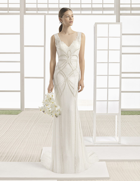 Wiken (1K137) gown from the 2017 Rosa Clara: Soft collection, as seen on dressfinder.ca