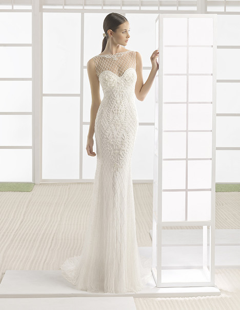 William (1K142) gown from the 2017 Rosa Clara : Soft collection, as seen on dressfinder.ca