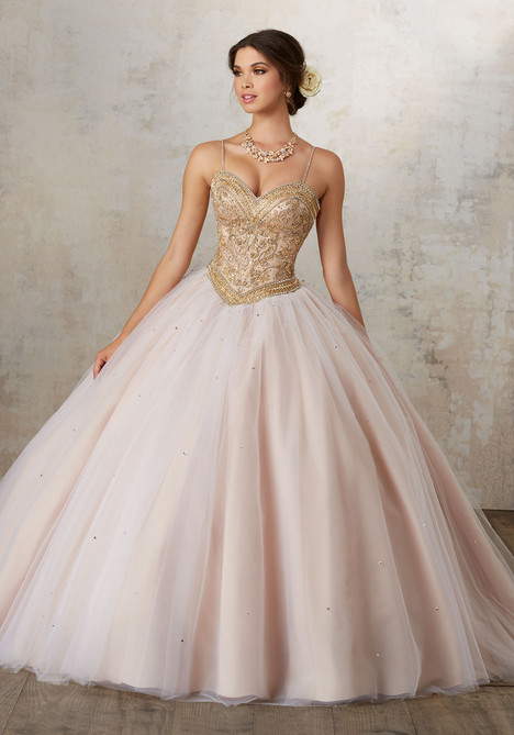 White and Gold Prom Dresses
