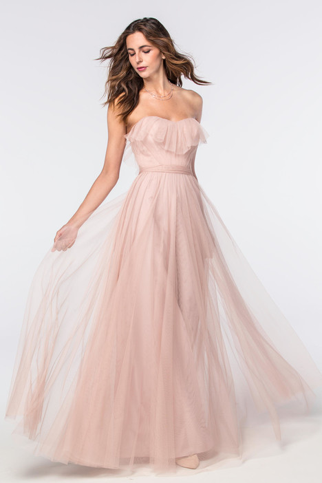 Angelie (2304) gown from the 2017 Watters Bridesmaids collection, as seen on dressfinder.ca