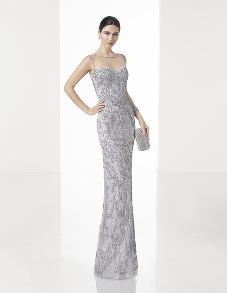 3bdb4cfa227 1T205 gown from the 2017 Rosa Clara  Cocktail collection