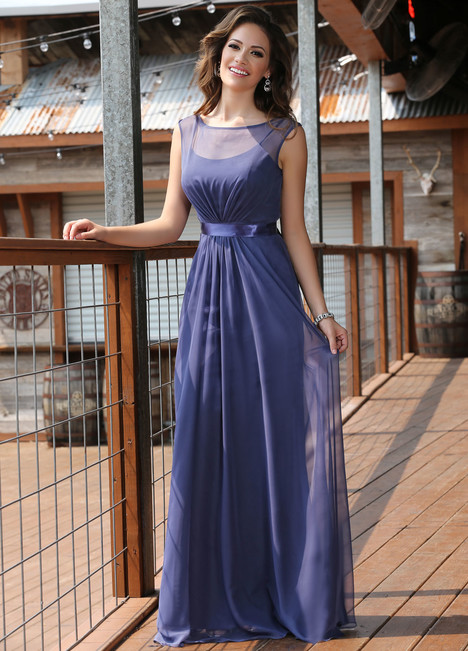60205AL gown from the 2016 DaVinci : Bridesmaids collection, as seen on dressfinder.ca