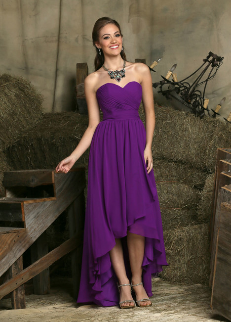60224AL gown from the 2016 DaVinci : Bridesmaids collection, as seen on dressfinder.ca