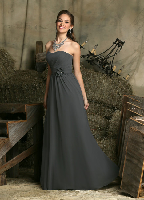 60228AL gown from the 2016 DaVinci : Bridesmaids collection, as seen on dressfinder.ca