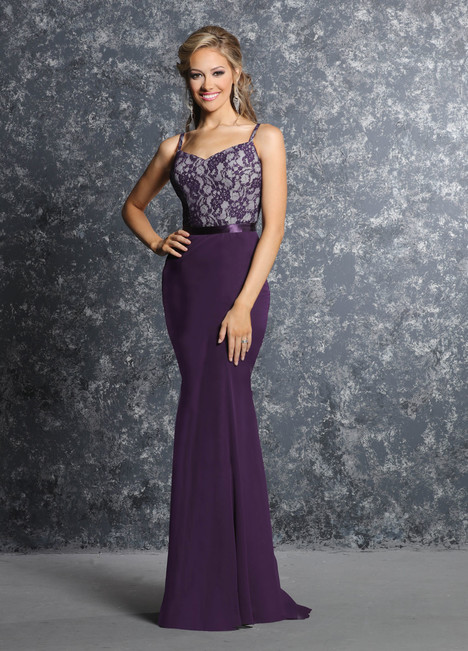 60230AL gown from the 2016 DaVinci : Bridesmaids collection, as seen on dressfinder.ca