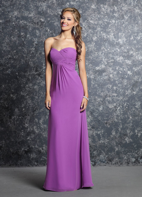 60232AL gown from the 2016 DaVinci : Bridesmaids collection, as seen on dressfinder.ca