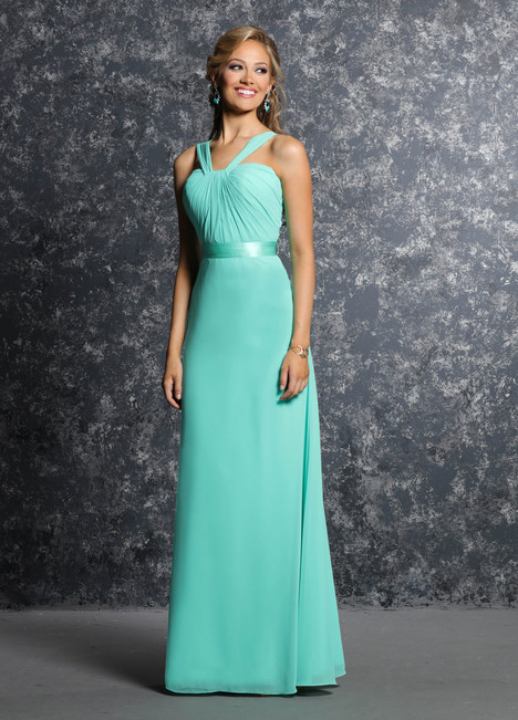 60237AL gown from the 2016 DaVinci : Bridesmaids collection, as seen on dressfinder.ca