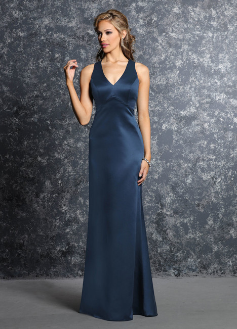 60240AL gown from the 2016 DaVinci : Bridesmaids collection, as seen on dressfinder.ca