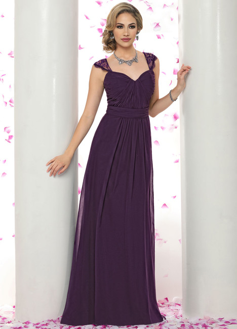 60262AL gown from the 2016 DaVinci : Bridesmaids collection, as seen on dressfinder.ca
