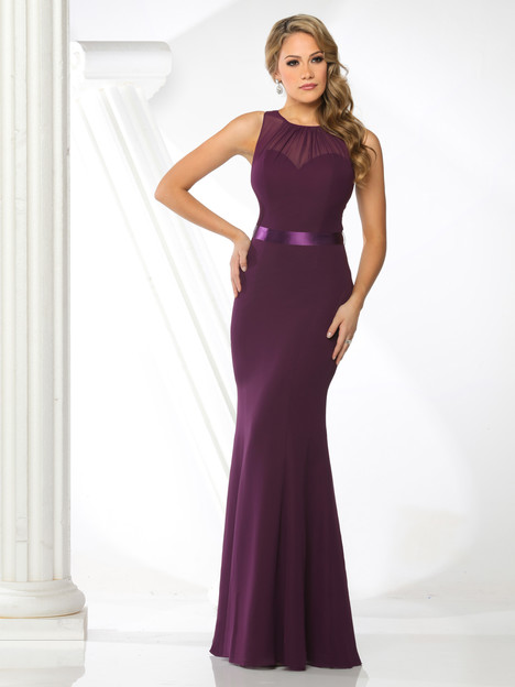 60295AL gown from the 2016 DaVinci : Bridesmaids collection, as seen on dressfinder.ca