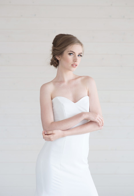 Honor (2) gown from the 2017 Lillian Wild collection, as seen on dressfinder.ca