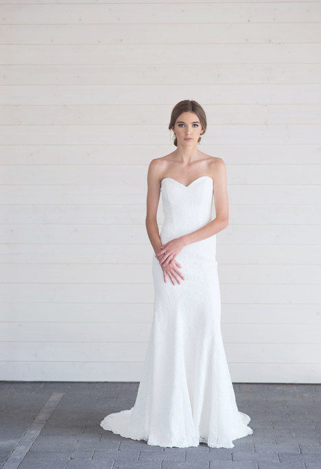 Lace Honor gown from the 2017 Lillian Wild collection, as seen on dressfinder.ca