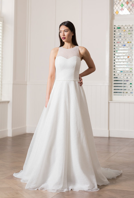 Darcy gown from the 2018 Augusta Jones collection, as seen on dressfinder.ca