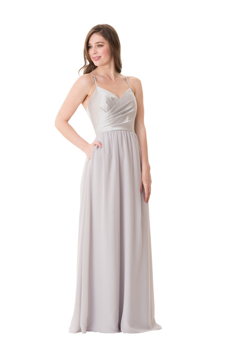 Style 1656 gown from the 2016 Bari Jay Bridesmaids collection, as seen on dressfinder.ca