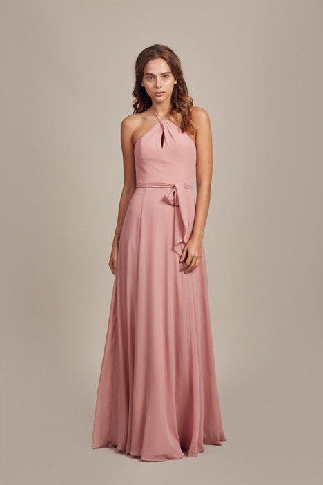 Colby (GB008F) (rose) gown from the 2017 Amsale : Bridesmaids collection, as seen on dressfinder.ca