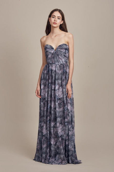 Tiffany (GA118E) (graphite) gown from the 2017 Amsale : Bridesmaids collection, as seen on dressfinder.ca