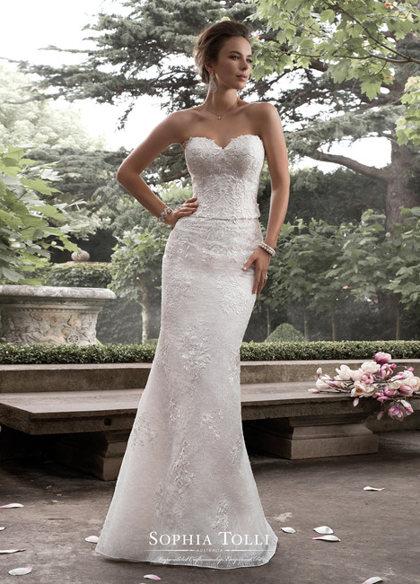 Gemini (Y21764) gown from the 2017 Sophia Tolli collection, as seen on dressfinder.ca