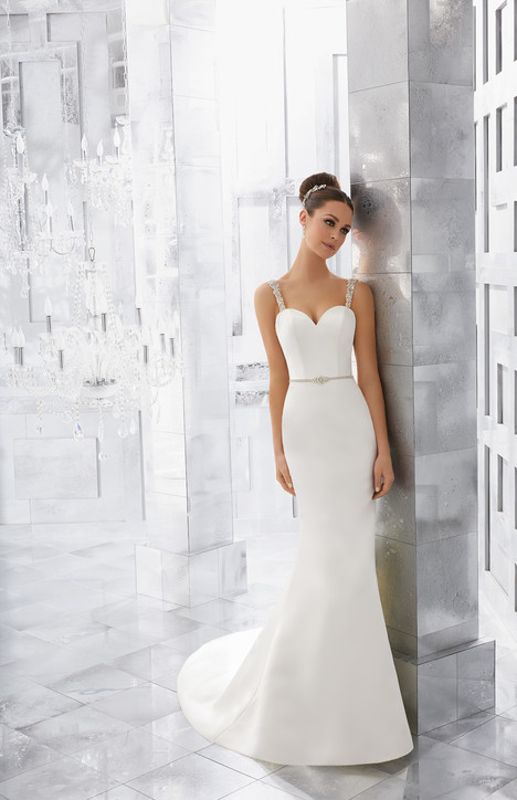 5569 gown from the 2017 Mori Lee: Blu collection, as seen on dressfinder.ca
