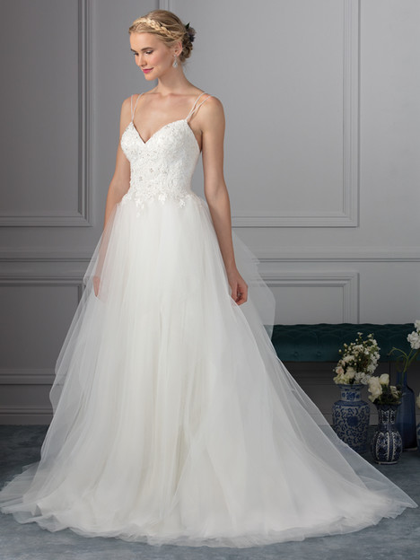 Periwinkle Bl235 Wedding Dress By Beloved By Casablanca Dressfinder