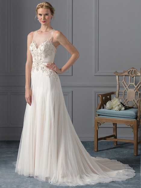 Celeste (BL237) gown from the 2017 Beloved By Casablanca collection, as seen on dressfinder.ca