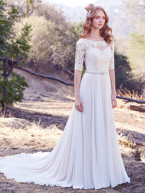 Darcy gown from the 2017 Maggie Sottero collection, as seen on dressfinder.ca