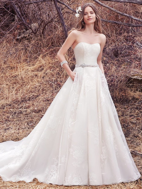 Dylan gown from the 2017 Maggie Sottero collection, as seen on dressfinder.ca