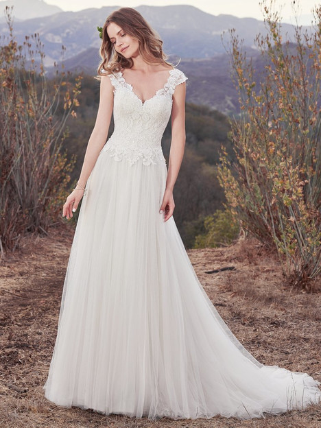 Hensley gown from the 2017 Maggie Sottero collection, as seen on dressfinder.ca