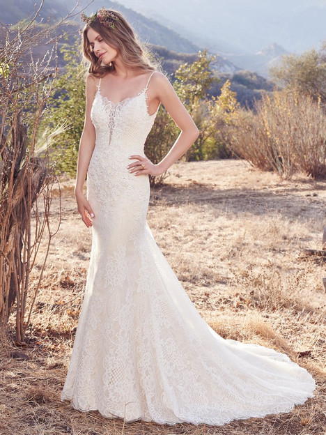 Ida gown from the 2017 Maggie Sottero collection, as seen on dressfinder.ca