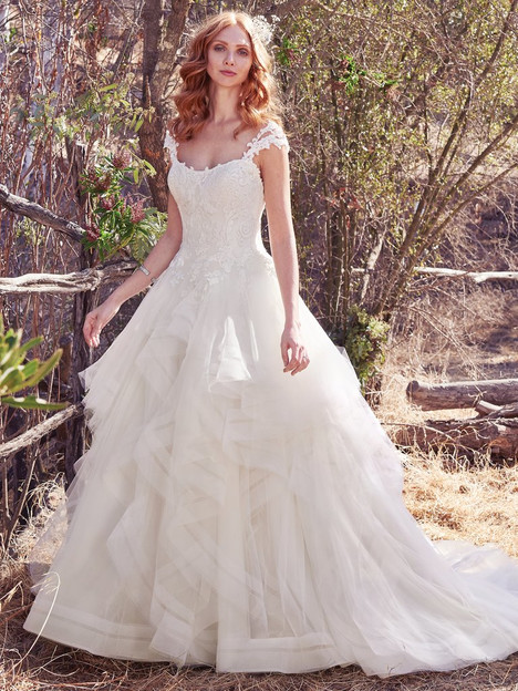 Keisha gown from the 2017 Maggie Sottero collection, as seen on dressfinder.ca