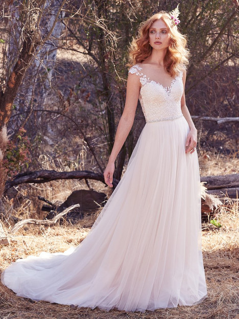 Sonja gown from the 2017 Maggie Sottero collection, as seen on dressfinder.ca