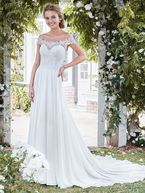 Beatrice (7RC890) gown from the 2017 Rebecca Ingram collection, as seen on dressfinder.ca