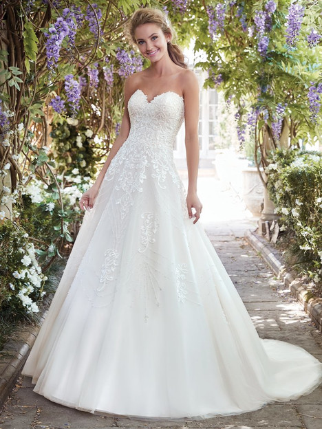 Edith gown from the 2017 Rebecca Ingram collection, as seen on dressfinder.ca