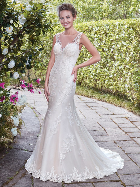 Eloise gown from the 2017 Rebecca Ingram collection, as seen on dressfinder.ca